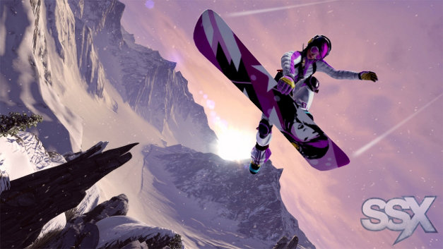 SSX Screenshot 16