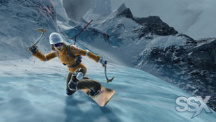 SSX Screenshot 17