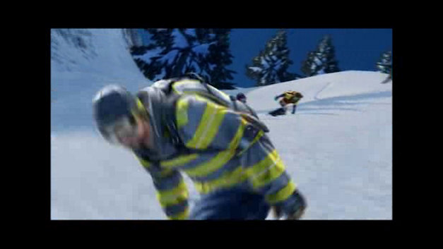SSX Video Screenshot 1
