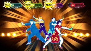 Just Dance® 3 Screenshot 2