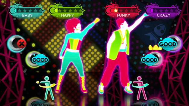 Just Dance® 3 Screenshot 4