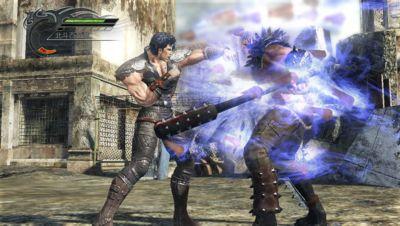 Fist of The North Star Kens Rage PS3 تحميل لعبة