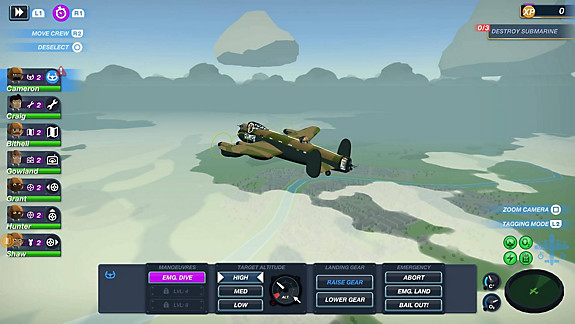 Bomber Crew - Screenshot INDEX