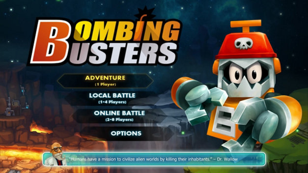 Bombing Busters Screenshot 1