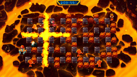 Bombing Busters Trailer Screenshot