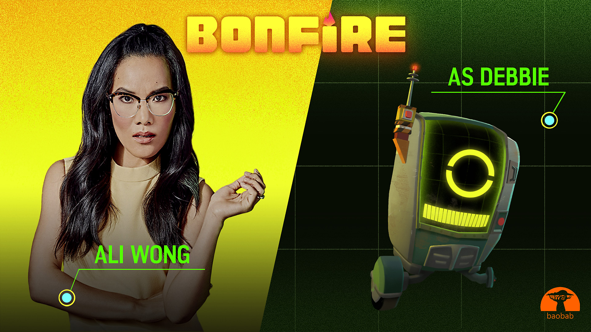 Ali Wong Cast Photo