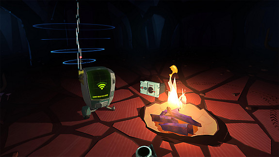 Bonfire - Screenshot INDEX