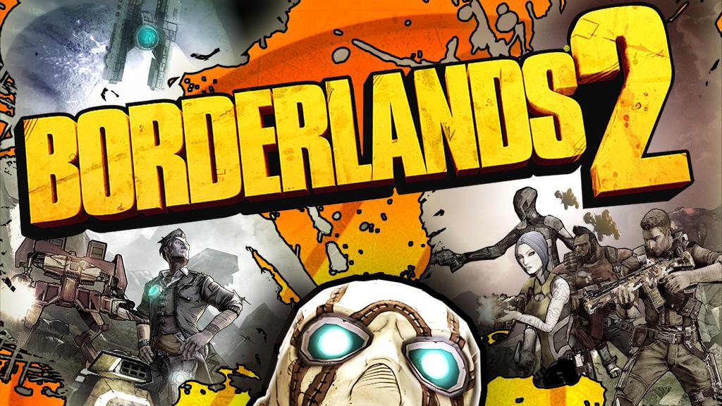 Borderlands 2 Game | PSVITA - PlayStation