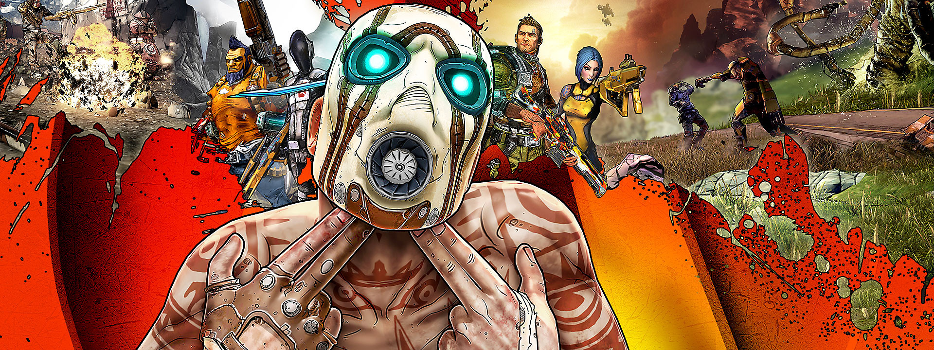 Borderlands 2 VR Hero Image
