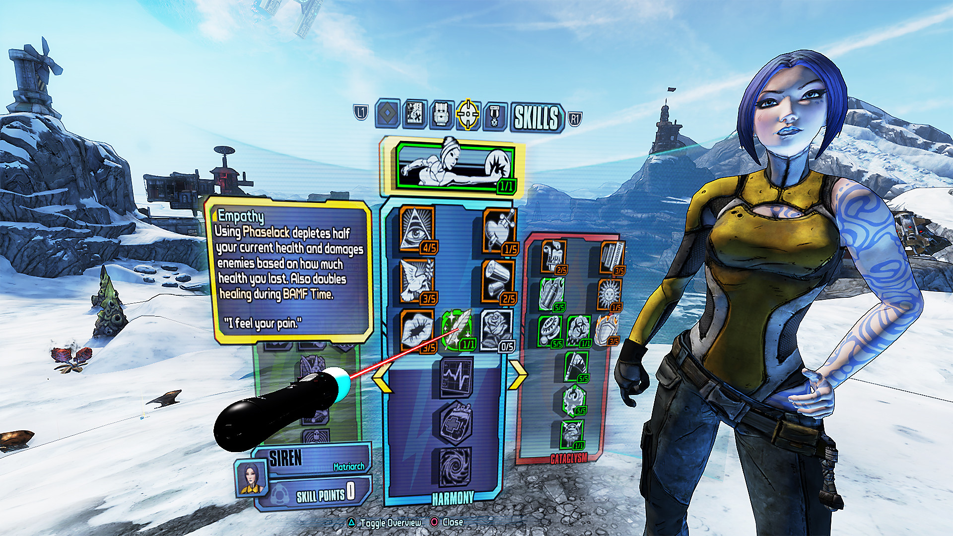 Borderlands 2 VR: detalles del gameplay, pantalla 1