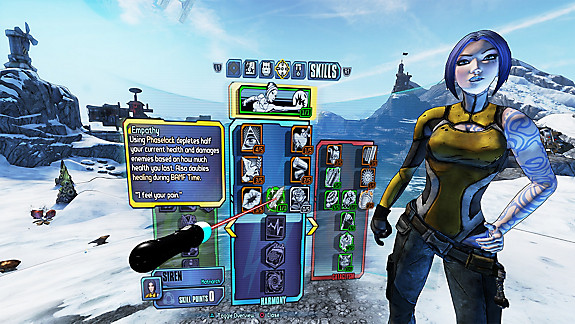 Borderlands 2 VR - Screenshot INDEX