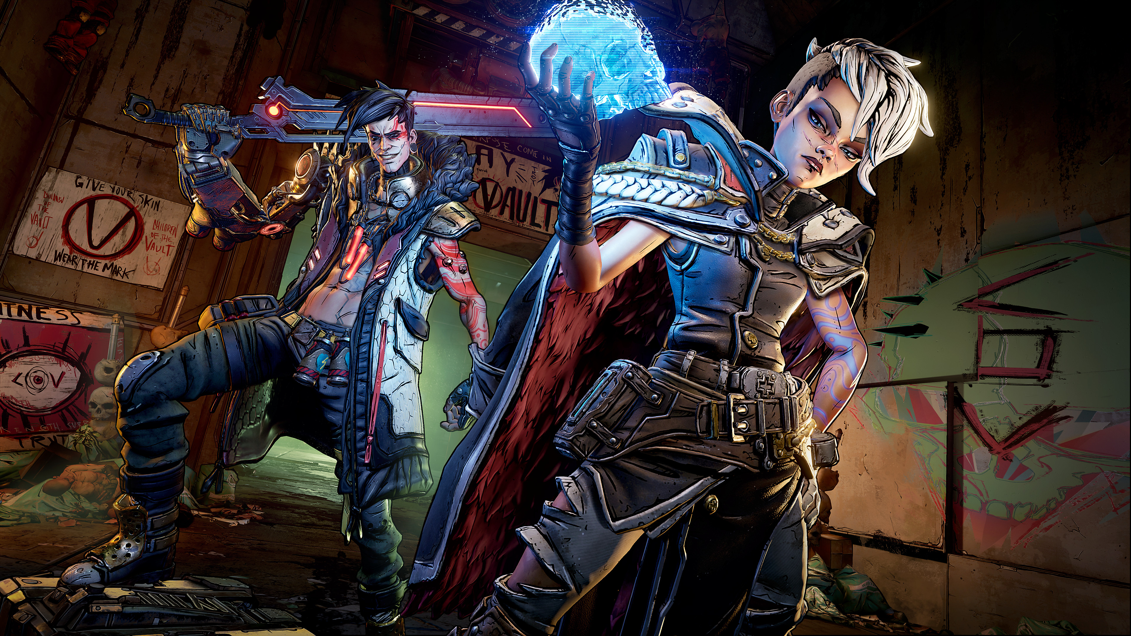 Borderlands 3: captura de pantalla 1 de Información general del juego