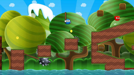 Bounce Rescue! Trailer Screenshot