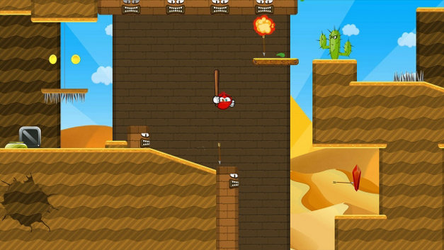 Bounce Rescue! Screenshot 1