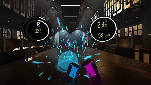 BOXVR  - Screenshot INDEX