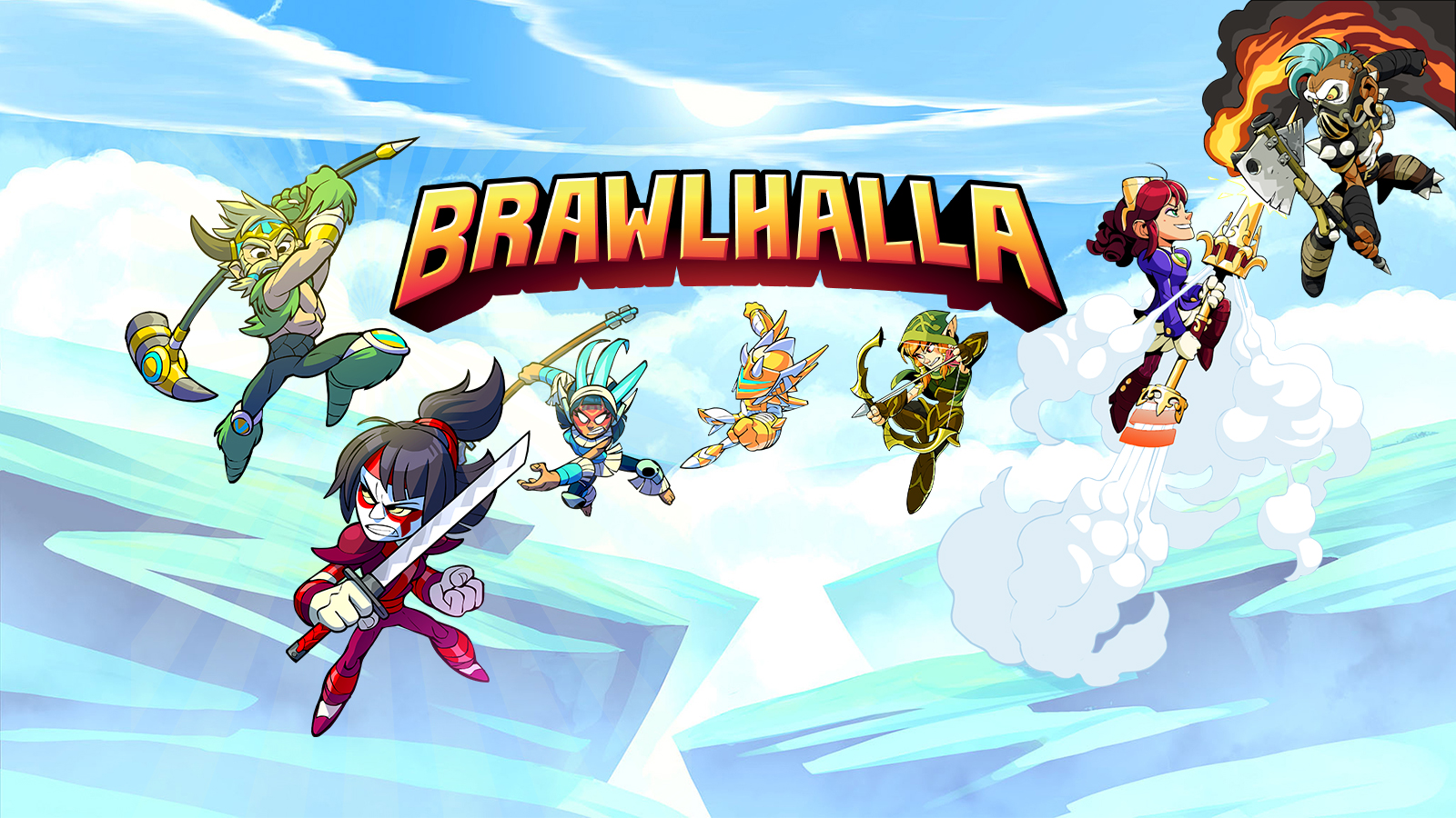 Brawlhalla Game Ps4 Playstation