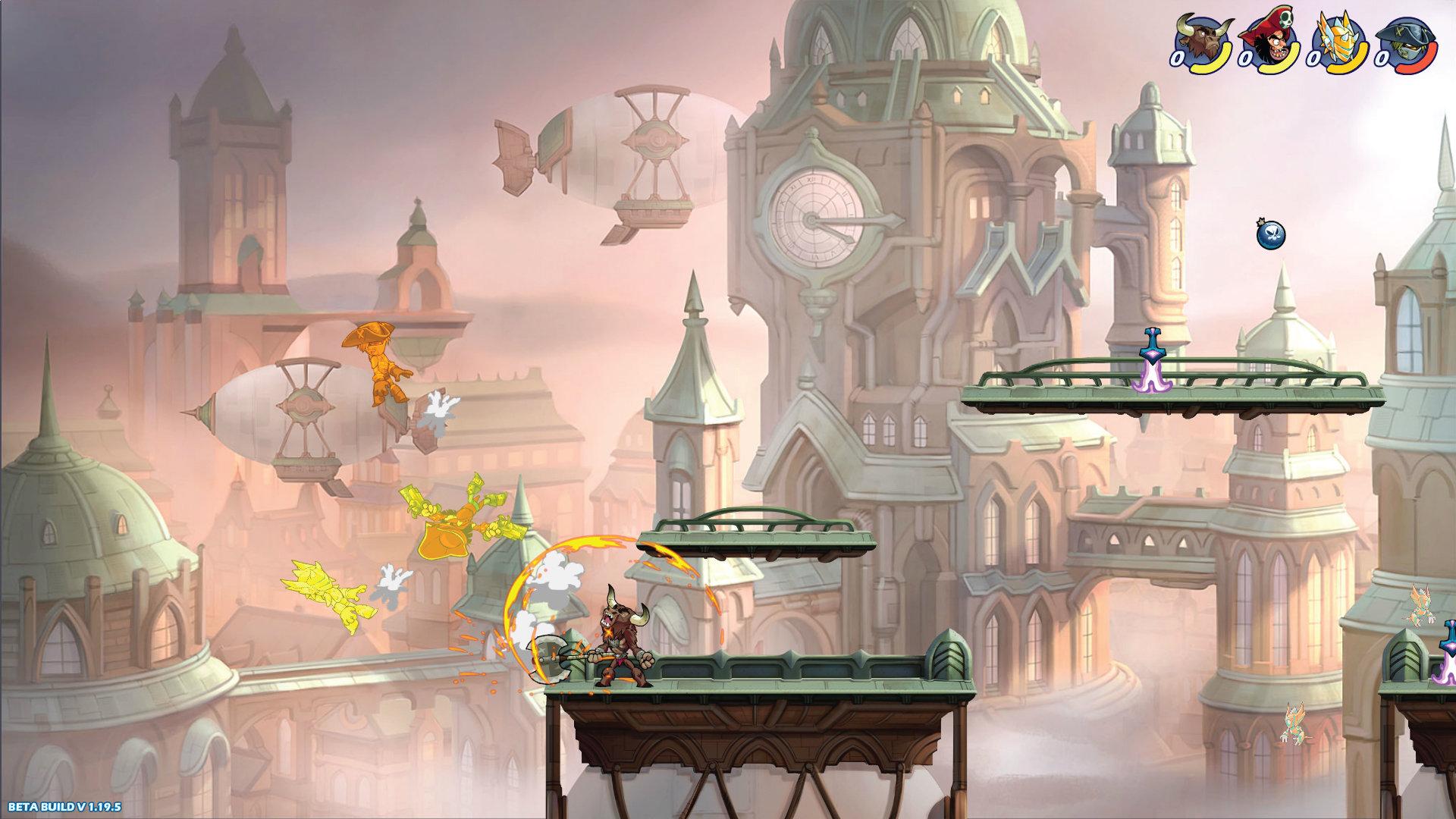 Brawlhalla Game | PS4 - PlayStation