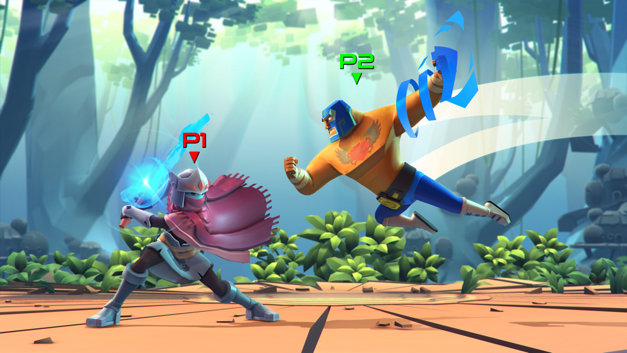Brawlout Screenshot 1