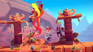 Brawlout Screenshot 3