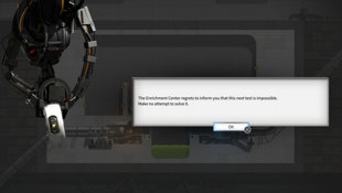 Bridge Constructor Portal Screenshot 5