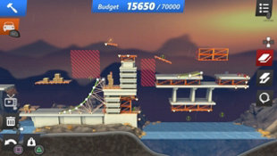 Bridge Constructor Stunts Screenshot 5
