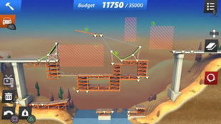 Bridge Constructor Stunts Screenshot 6
