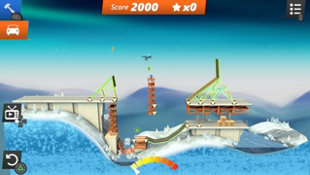 Bridge Constructor Stunts Screenshot 3