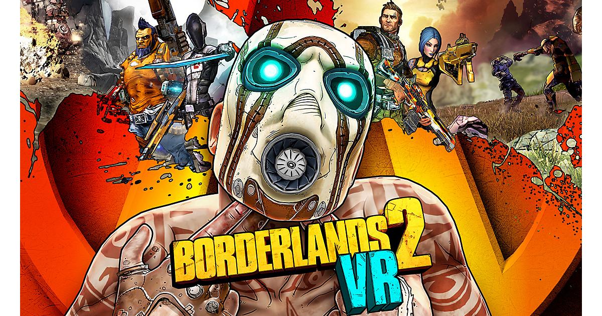 Borderlands 2 VR Game | PS4 - PlayStation