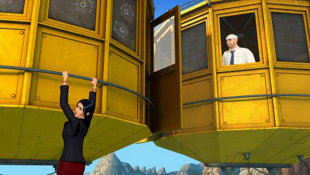 Broken Sword 5 The Serpent's Curse: Episode 2 Screenshot 5