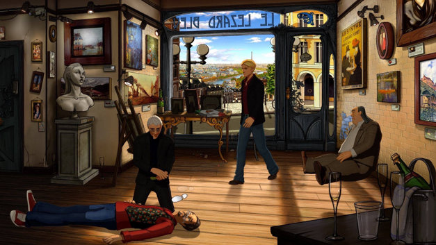 Broken Sword 5 - the Serpent's Curse Screenshot 1