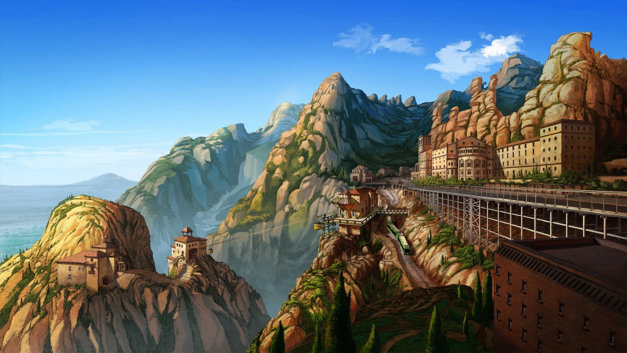 Broken Sword 5 - the Serpent's Curse Screenshot 4