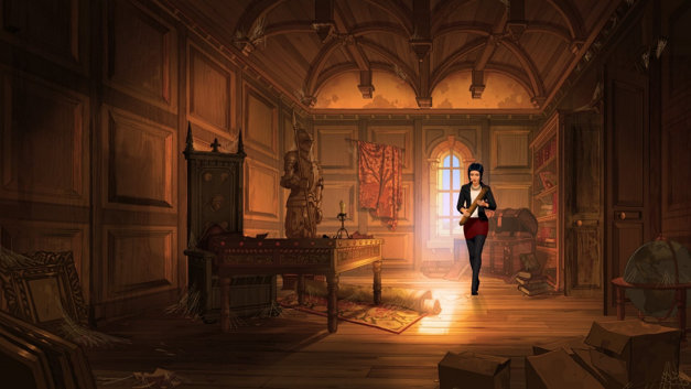 Broken Sword 5 - the Serpent's Curse Screenshot 7