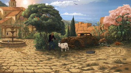 Broken Sword 5 - the Serpent's Curse Trailer Screenshot