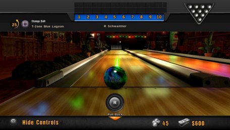 Brunswick® Pro Bowling Trailer Screenshot