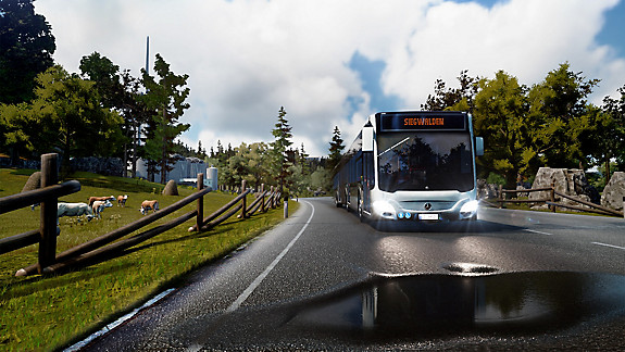 Bus Simulator - Screenshot INDEX
