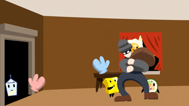 Butter & Friends: Babysitter Sim Screenshot 1