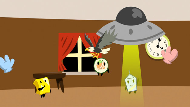 Butter & Friends: Babysitter Sim Screenshot 4
