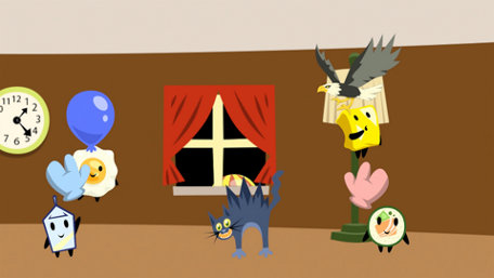 Butter & Friends: Babysitter Sim Trailer Screenshot