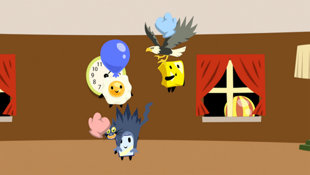 Butter & Friends: Babysitter Sim Screenshot 3
