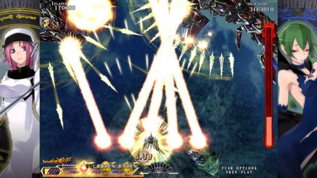 Caladrius Blaze Screenshot 4