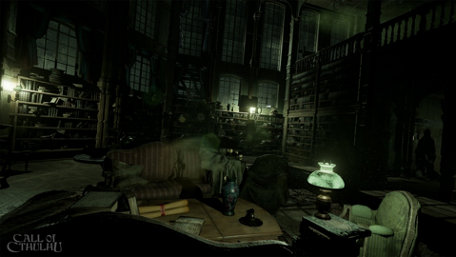 Call of Cthulhu: The Official Video Game Trailer Screenshot