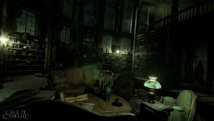Call of Cthulhu: The Official Video Game Screenshot 2