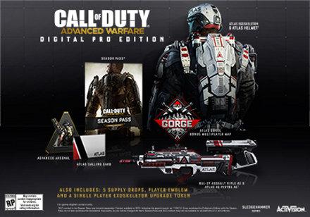 Call of Duty®: Advanced Warfare Game | PS4 - PlayStation Call Of Duty Advanced Warfare Next Map Pack on