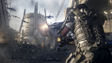 Call of Duty®: Advanced Warfare | PS4™ Trailer Screenshot