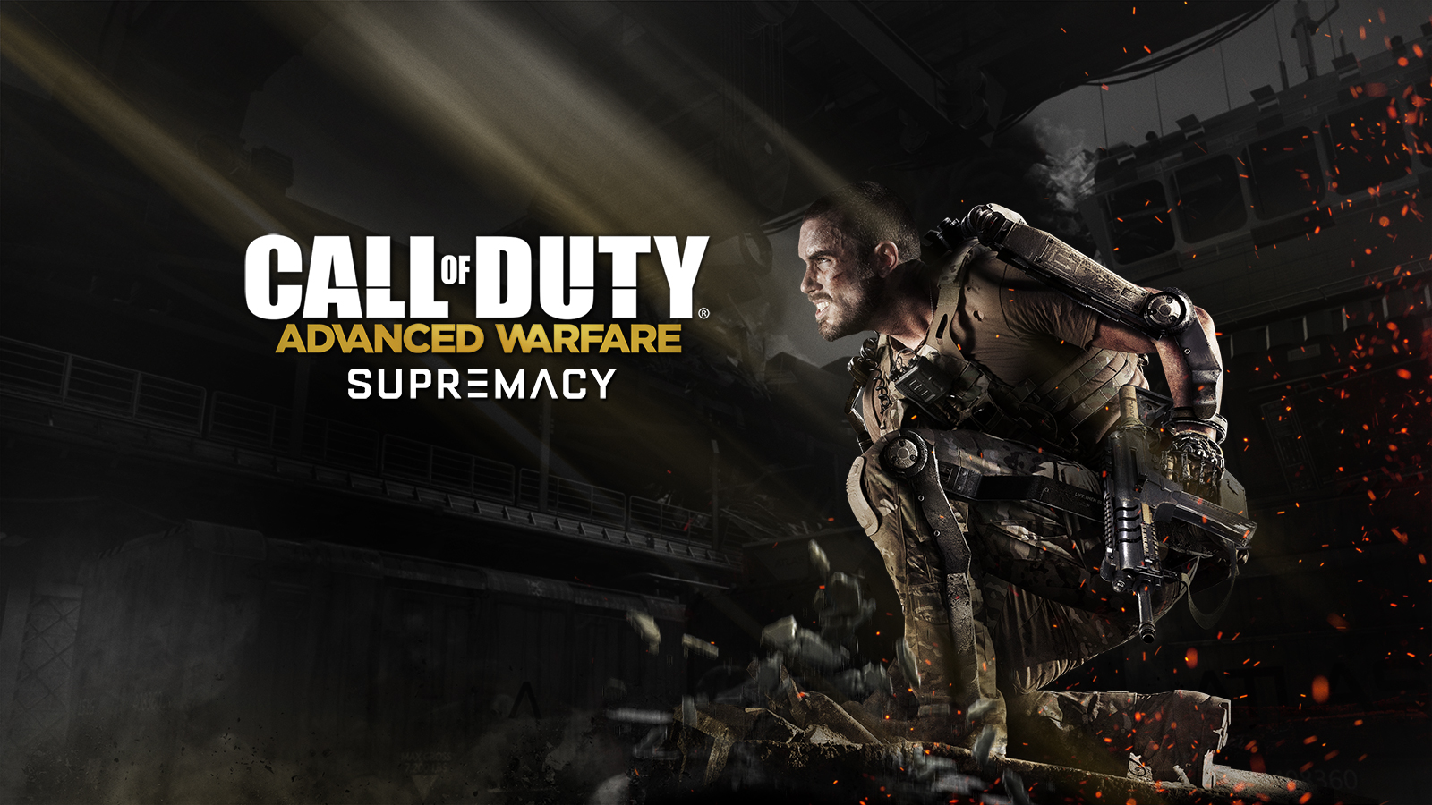 Call of Duty®: Advanced Warfare Supremacy | DLC 3 Game | PS3