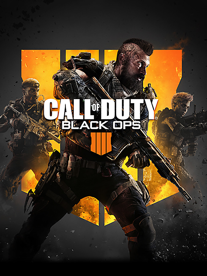 Call of Duty Black Ops 4 - PS4 Pro