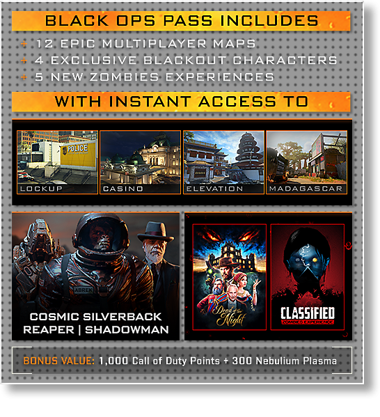 Call of Duty Black Ops 4 - Digital Deluxe Edition - Black Ops Pass