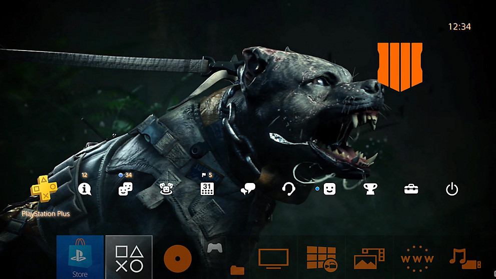 Countdown To Launch Call Of Duty Black Ops 4 Playstation