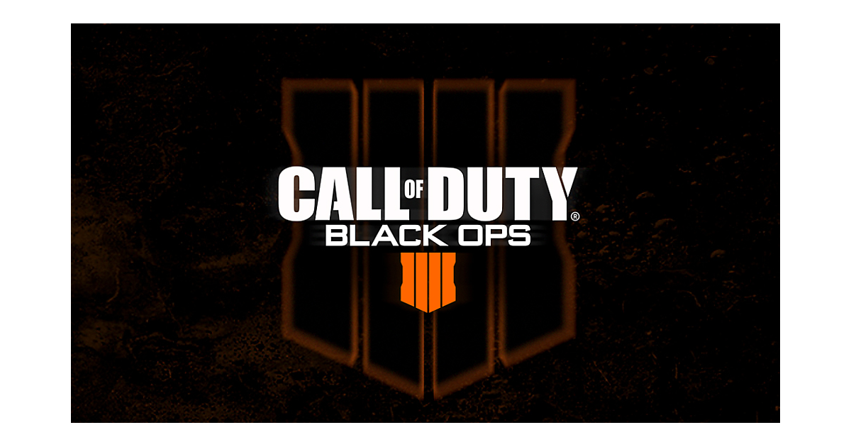 Call Of Duty Black Ops 4 Game Ps4 Playstation