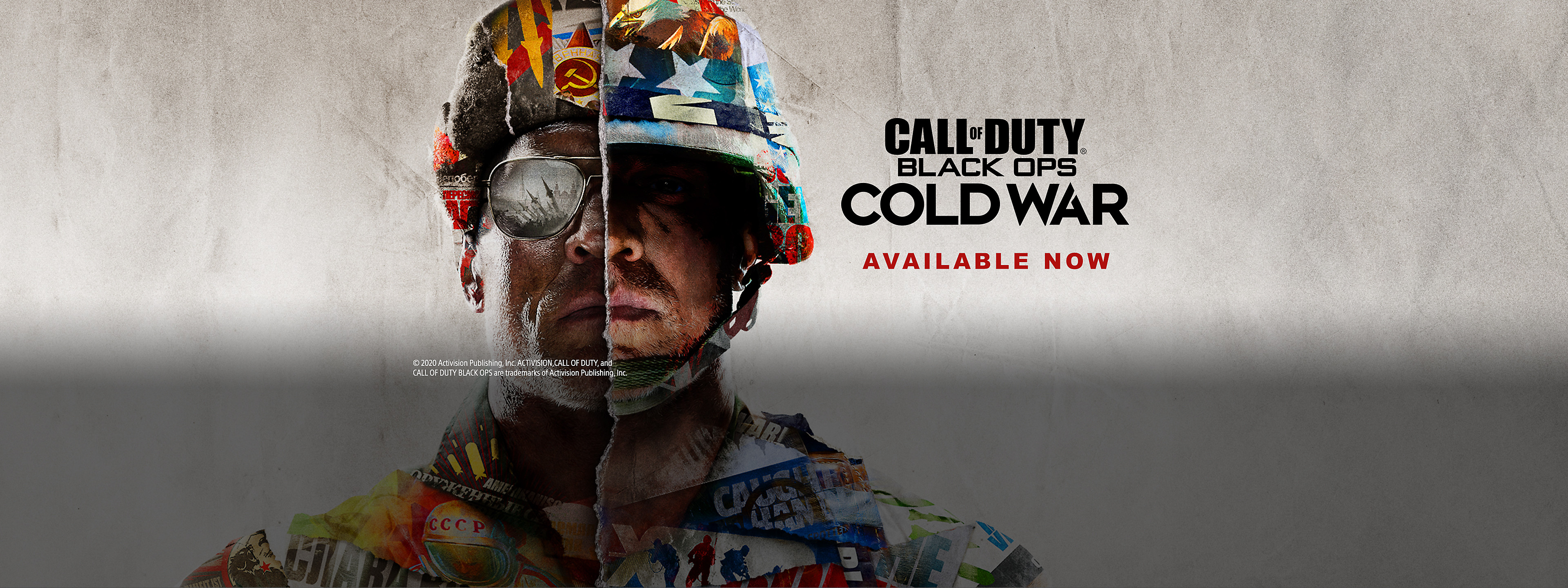 Call of Duty: Black Ops Cold War - Now Available